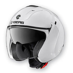 Motorcycle Helmet Jet Model Caberg Downtown S White Caberg