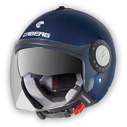 Motorcycle Helmet Jet Model Caberg Riviera V2 + Blue Night Caberg
