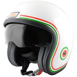 Motorcycle Helmet Jet Vintage Sprint Source Miss Italy with visor Interior Origine