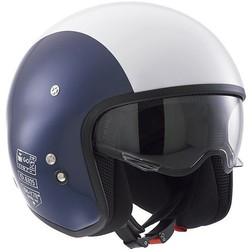 Motorcycle Helmet Multi Jet Diesel Hi-Jack S ky-78 Mica Blue-White Agv
