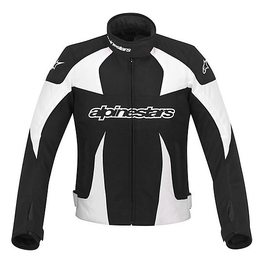 Jacket Alpinestar Plus Stalla White Black Gp T Woman Motorcycle xQCrdths