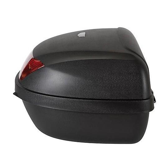 Motorrad und Roller Sarg Lampa 52 Liter T-Box Schwarz