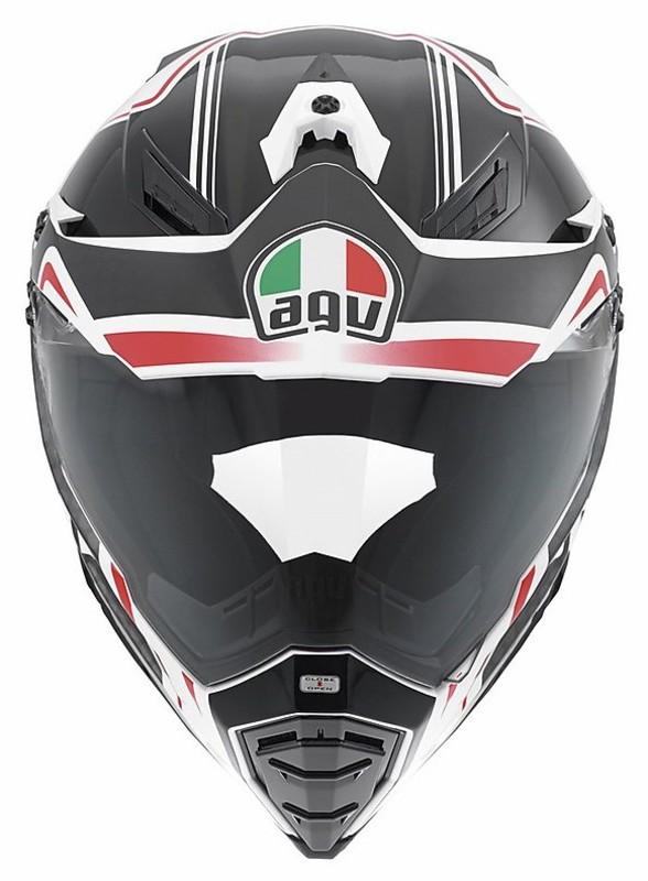Off-road Motorcycle Helmet AGV AX-8 Dual Multi Evo GT