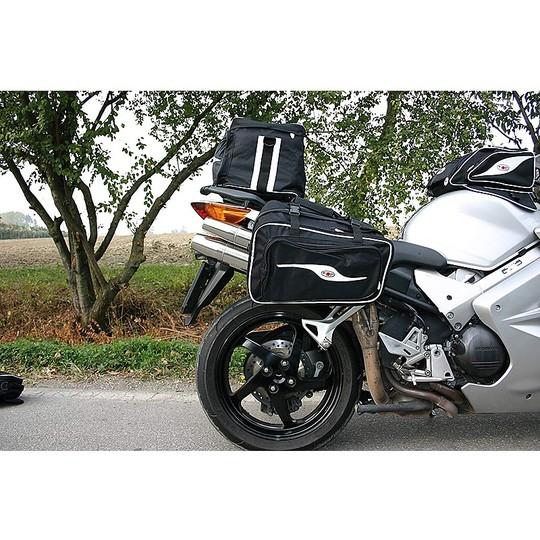 Paar Taschen Motorrad-und Scooter Master T-Side Universal-