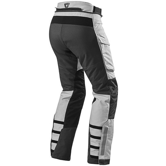 Pantalon en tissu 3in1 Rev'it Sand 3 Stretched Silver