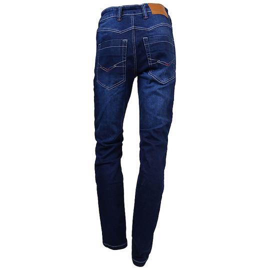 Pantalon moto Jeans techniques Prexport Denim avec fibres d'aramide