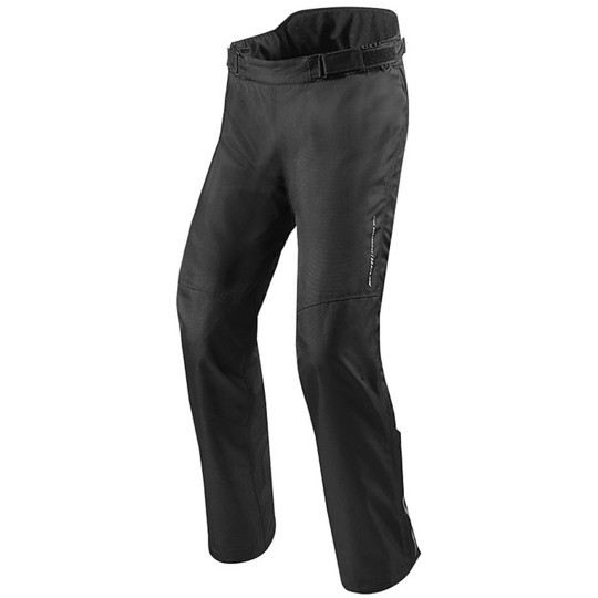 Pantalon Moto Tissu Rev'it VARENNE Noir Stretched