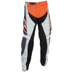 Pantaloni Axo Moto Cross Enduro Mx Store Arancio Axo