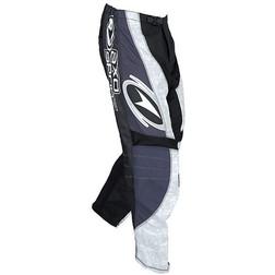 Pantaloni Axo Moto Cross Enduro Mx Store Grigio/Nero Axo