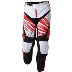 Pantaloni Axo Moto Cross Enduro Sr New Rosso Axo