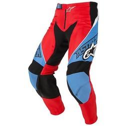 Pantaloni moto cross Enduro Alpinestars RACER Pants Rosso-Blu Alpinestars