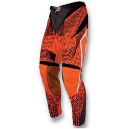 Pantaloni Moto Cross Enduro Fuoristrada Acerbis Impact 09 Arancio Acerbis