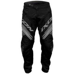 Pantaloni Moto Cross Enduro Ixon Logic Pants Neri 2014 Nero Ixon