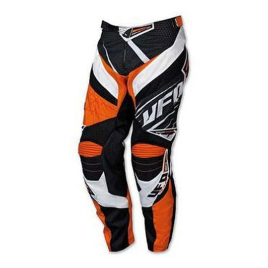 Ufo Mx23 Arancio Micron Colore Enduro Moto Modello Cross Pantaloni qCwtPHx