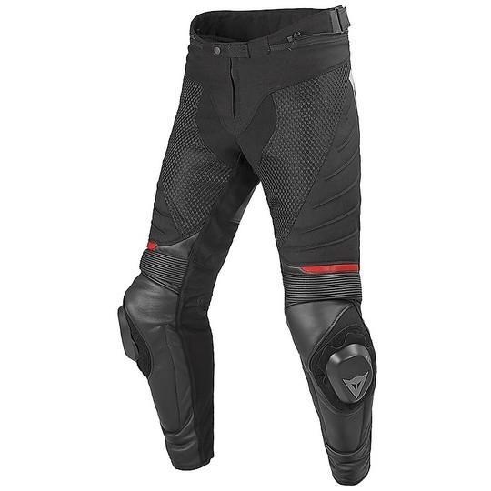 Frazer Neri Pantaloni Air D1 E Moto Dainese Tessuto Pelle S1SCxwUgq4