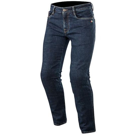Pantaloni Moto Jeans Alpinestars Rogue Denim Pants
