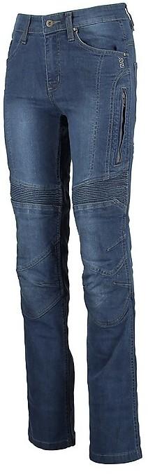 Jeans 4 Stagioni Tessuto Esterno in Denim Elasticizzato Breath Man 54 Blu OJ