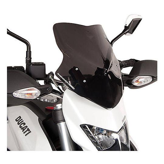Pare-brise Aerosport Barracuda spécifique pour Ducati HyperStrada 821