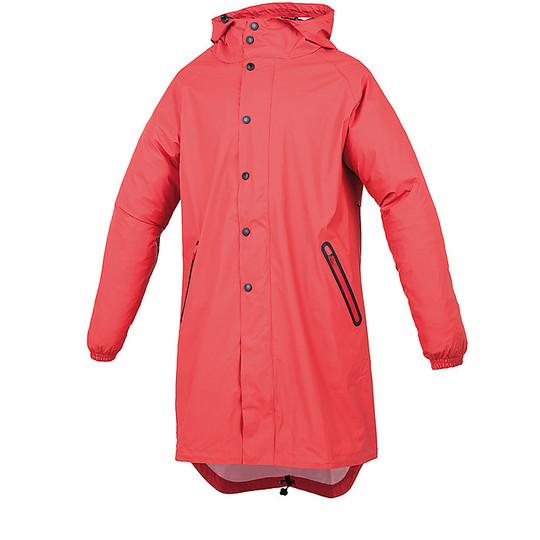 Rosso Tucano Parka Moto Antipioggia Abbigliamento Pluvia Urbano 569 66XRqw