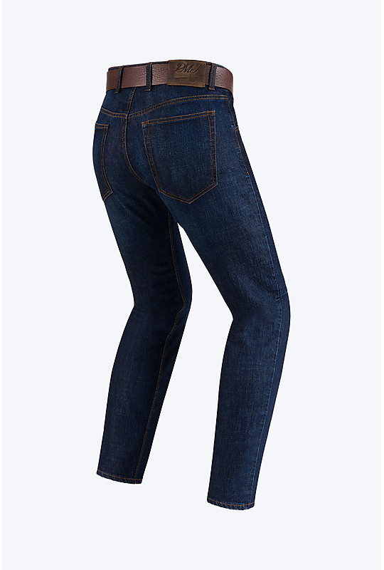 OVERLAP Monza Dark Blue Man Jeans Homologated All Road