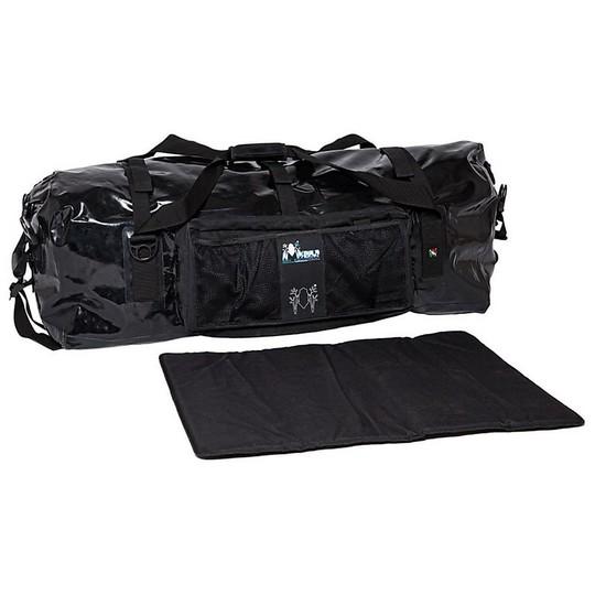 Professional Professional Evo black duffel bag Amphibious 135Lt