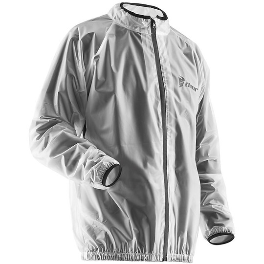 Rain jacket Rain Jacket Thor Motocross Enduro clear