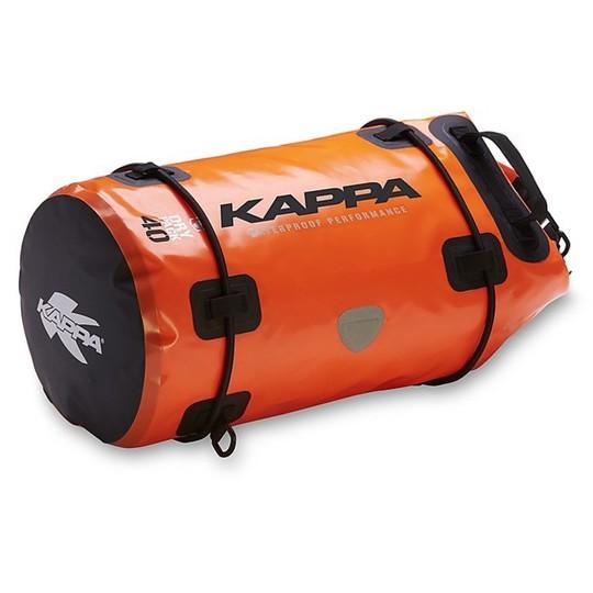 Rullo Moto Da Sella A Cilindro Kappa WA405S 40 Litri Arancio