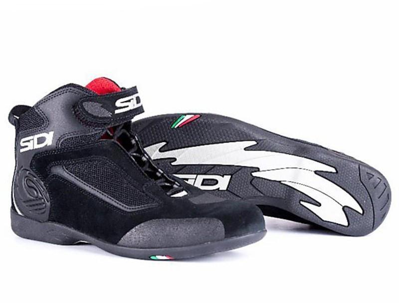 40 Nero Sidi Gas Stivali da Moto