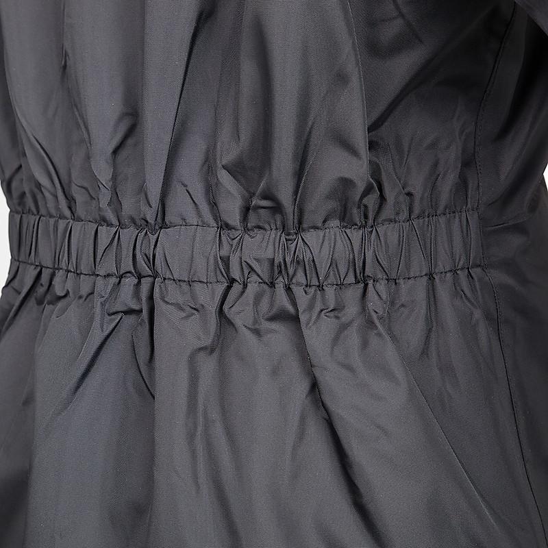 TUTA INVERNALE ANTIACQUA MISURA TAGLIA 3XL TUCANO URBANO 534P SET DILUVIO PLUS ESTERNO IN NYLON LEGGERO TRASPIRANTE NERO REGOLAZIONE CON VELCRO SUI POLSI E CAVIGLIE CAPPUCCIO ERGONOMICO