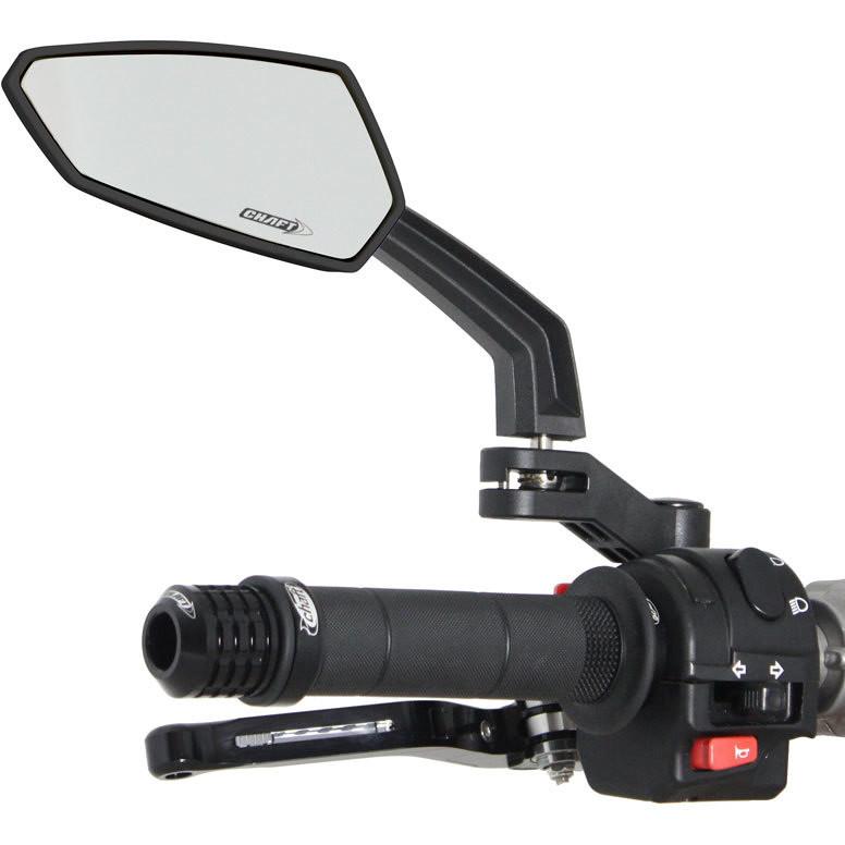Specchietti Retrovisori Moto Chaft Modello Extra Diam 10