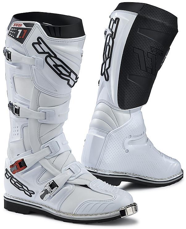 Abbigliamento Cross 1 E Tcx Moto Enduro Bianco Stivali Pro 1 4qA8gxWwO
