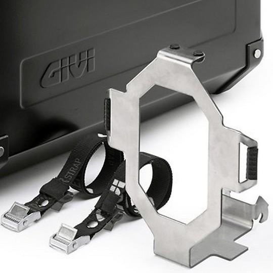 Supporto Removibile Specifico In Acciaio Inox Givi Per montare la Tanica TAN01