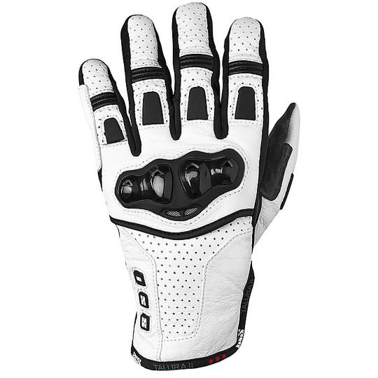 Talura II I57 Black Leather Motorcycle Glove