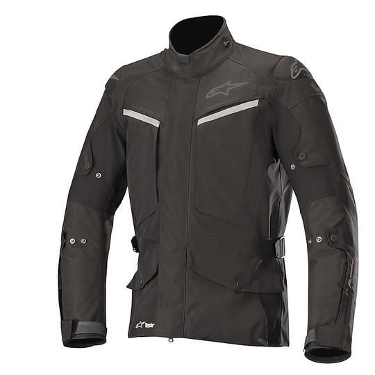 Veste moto en tissu Alpinestars MIRAGE Drystar Noir Noir