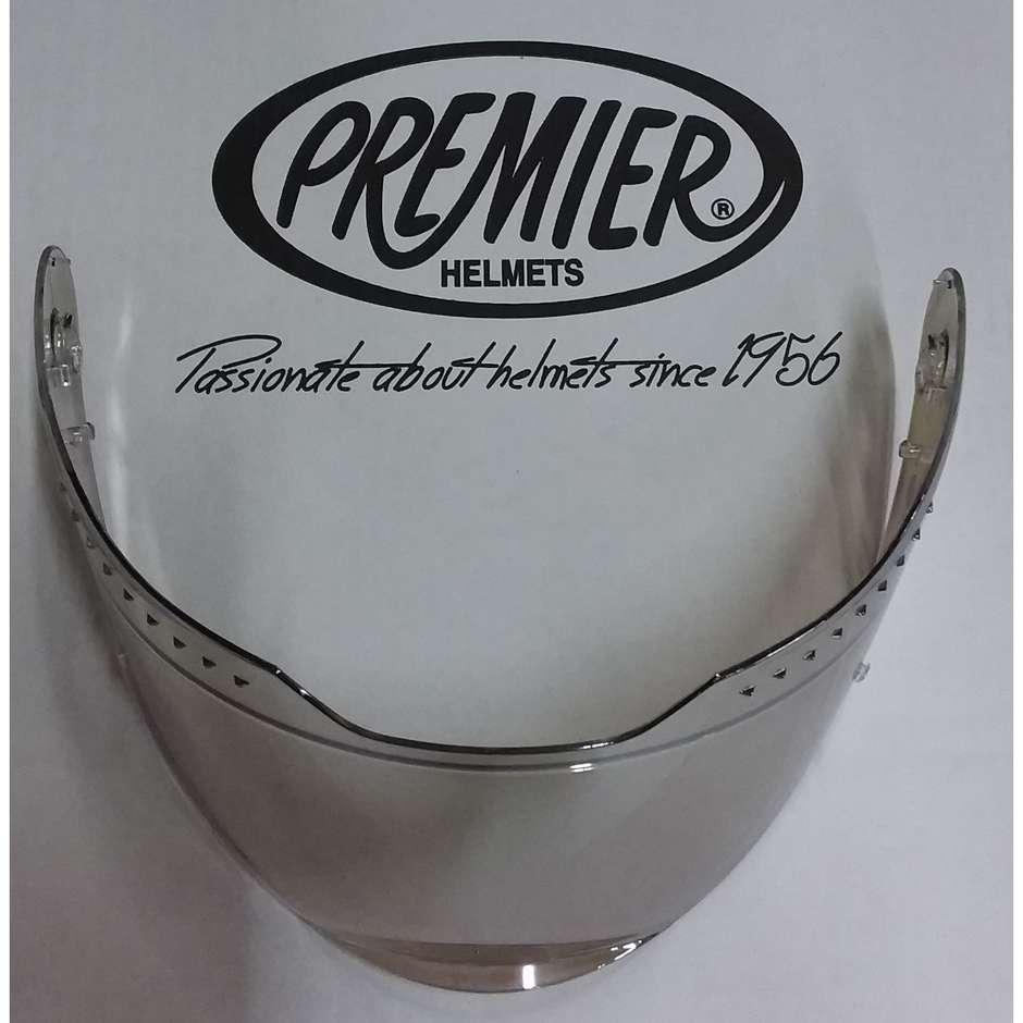 Visière Silver Premier pour casque DELTA Préparée pour Pinlock