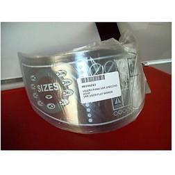 Visiera Per Caschi  Vemar VSR Diadem Originale Colore Silver Specchio Vemar