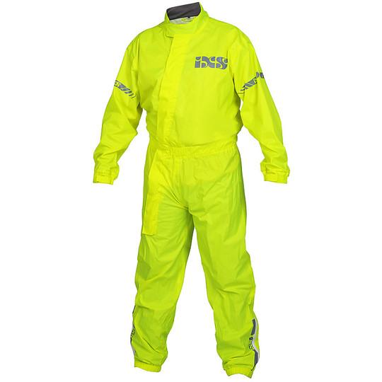 Waterproof Overalls Waterproof Ixs ONTARIO 1.0 Fluo Yellow