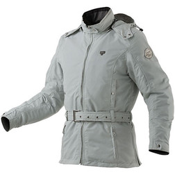 Women's Waterproof Motorcycle Jacket AXO Madison Lady Ice Axo